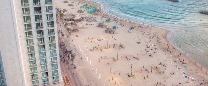 Tel Aviv - promenade