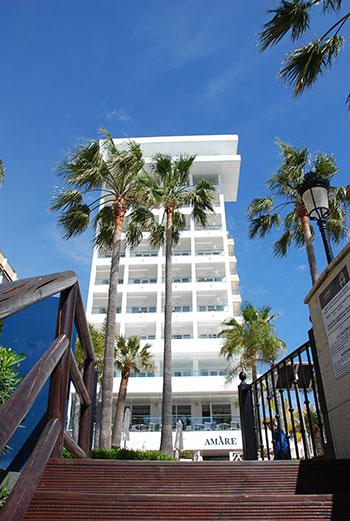 AMARE BEACH HOTEL   TRAVELBOOK.NL