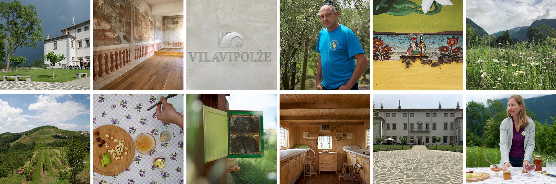 slovenie brda apiturizem