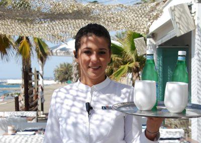 Beachclub Amare. MARBELLA