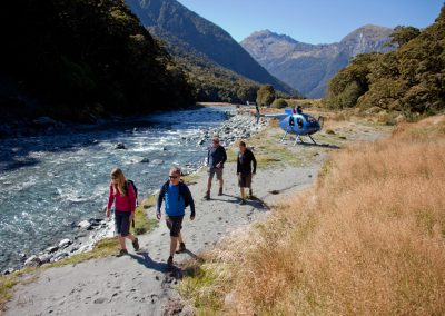 Mount Aspiring National Park. Credits Travelessence