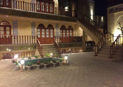 Forouhg Al Malek huis, Shiraz, Iran