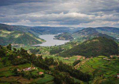 Lake Mutanda, Oeganda