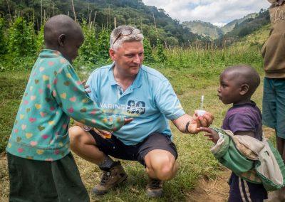 Locals, Oeganda