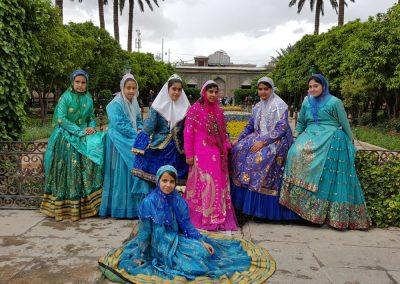 Iran, nomaden