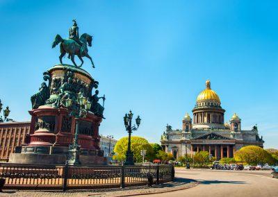 St Petersburg - De Izaäkkathedraal. Credits_A.-Cassidy