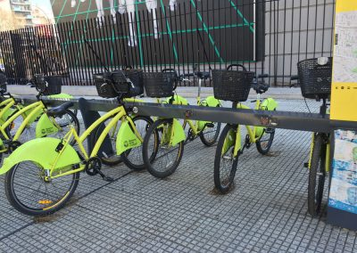 Fiets systeem Buenos Aires