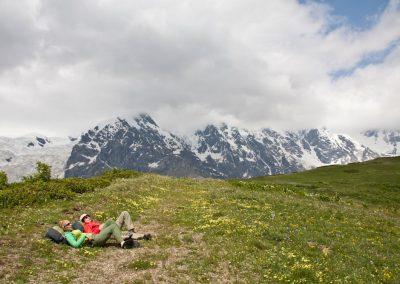 Kaukasus Svaneti