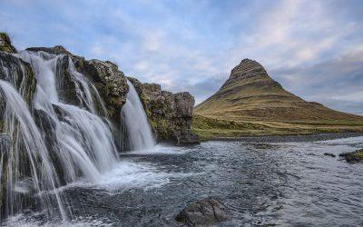 IJsland en New York, een groter contrast bestaat niet