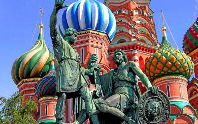 Moskou en St. Petersburg, a tale of two cities