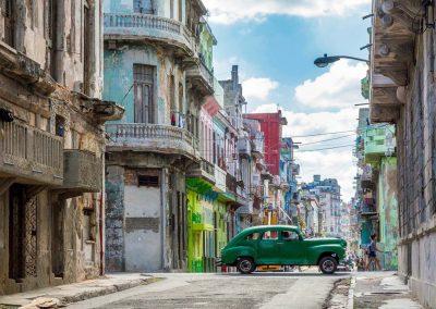 OLDTIMERS, SALSA EN SIGAREN IN CUBA
