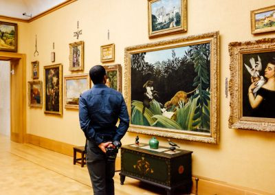 Barnes Foundation Collection. Credit Kyle Huff for PHLCVB (Museum-section)