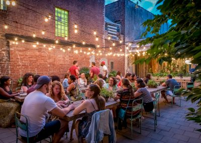 Philly_PHS Pop Up Beer Garden. Photo by Rob Cardillo