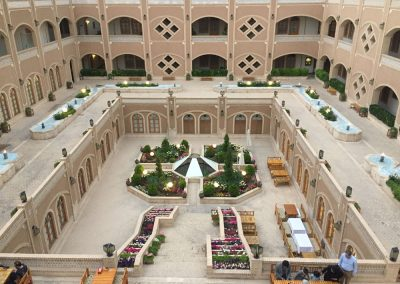 Hotel Dad. Yazd, Iran