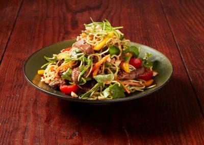 Credits NCL_Food Republic Thai Steak Noodle Salad