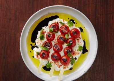 Credits NCL_Food Republic Cherry Tomatoes & Whipped Burrata