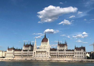 Boedapest - Parlementsgebouw