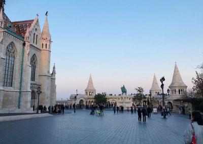 Boedapest - uitzichtpunt