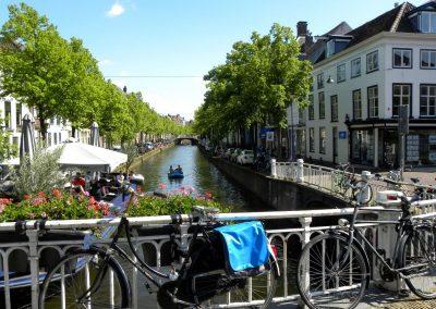 Oude Gracht Delft