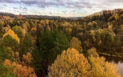 Een beter milieu begint in Letland