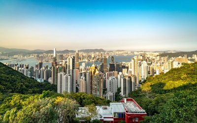 5 Hikes in Hong Kong