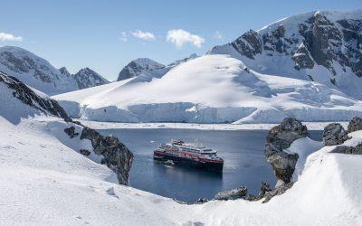 Hurtigruten Maritieme expeditie in de traditie van de grote pioniers